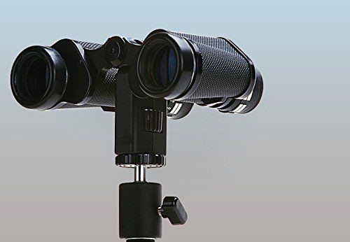 Kaiser KA6032 – Adaptador para prismáticos sobre trípode