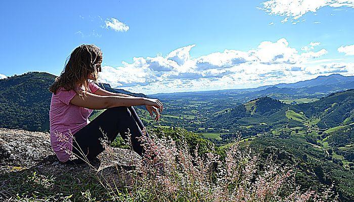 por que hacer senderismo:libera la mente