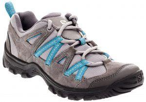 que llevar para hacer senderismo: calzado Salomon