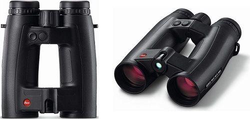 los mejores prismáticos de caza con estabilizador y nitrogeno Leica binoculares geovid 10x42 HD-B 3000