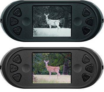 pantalla lcd binoculares visión nocturna barato